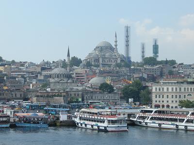 トルコ景色