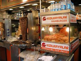 トルコ ハンバーガー