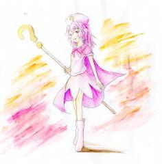はてな妖精(RGB