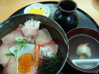 海鮮丼@まの商店