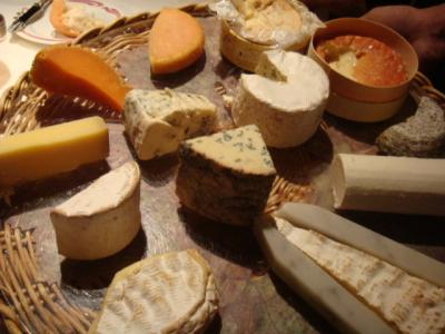 チーズ@MAXIM'S DE PARIS