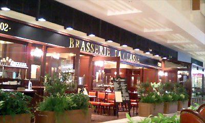 お店のようす@BRASSERIE LA CLASSE