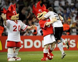 ユーロ準々決勝ドイツ2
