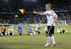 ユーロ準々決勝ドイツ3