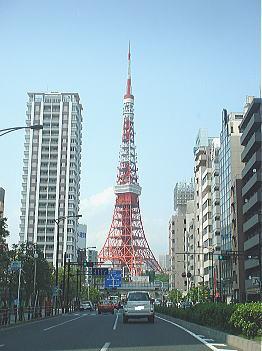 5.22東京タワー