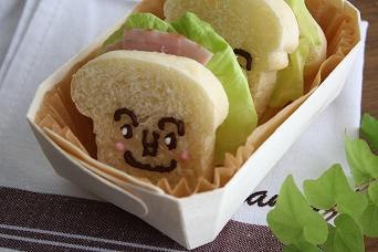 ミニ山食ぱんまん 059-8