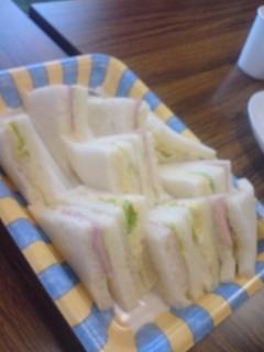 サンドィッチ