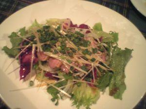 080503KEYNZ・合鴨と新たまねぎのサラダ