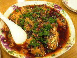 080618珍珍・麻婆豆腐
