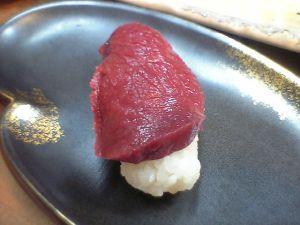 080712まるい・牛さし寿司
