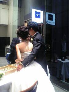 080802まり結婚式
