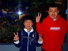2人でΣp[【◎】]ω・´) !!