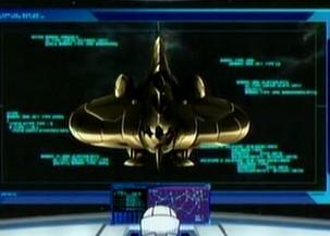 ガンダム0024話 謎の機体