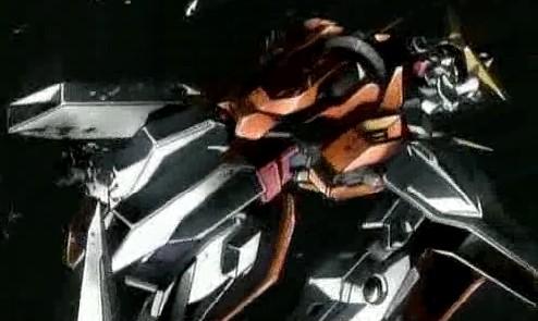 ガンダム0024話 キュリオス半壊