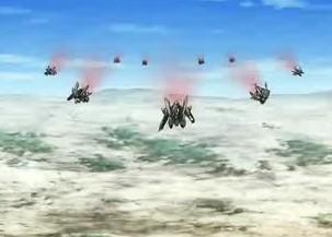 ガンダム0022話 国連軍襲来