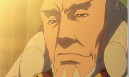 コードギアスR26話 皇帝 そうですかねぇ兄さん