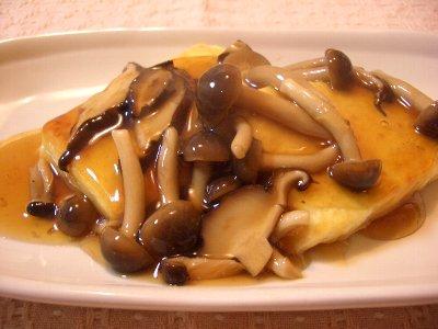 豆腐ステーキ♪