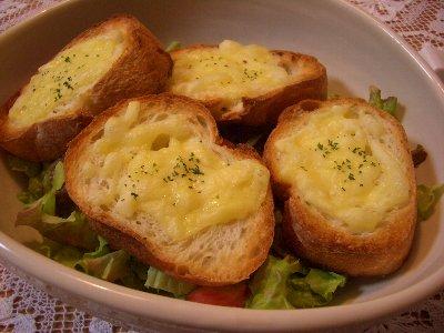 チーズバケットサラダ♪
