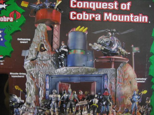 Conquest of COBRA Mountain