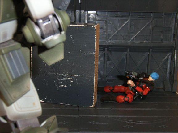 装甲騎兵ボトムズ、キリコ・キュービィー(特殊任務班仕様)7