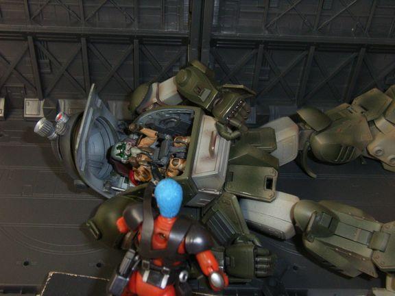 装甲騎兵ボトムズ、キリコ・キュービィー(特殊任務班仕様)9