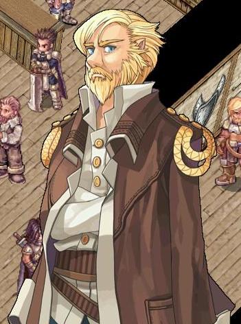 騎士団長ヘルマン