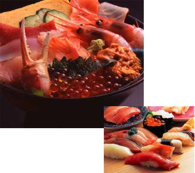近江町市場寿し 寿司