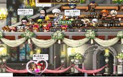 5・31-ぐっさん&黒ちゃ結婚式1