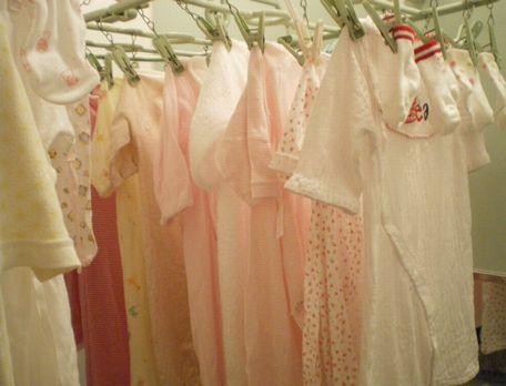 ヨンディー衣類。