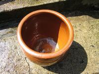 掘り出し物の壺