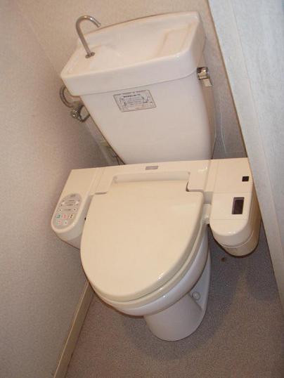 O様邸 トイレ施工前