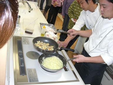 茅ヶ崎料理風景
