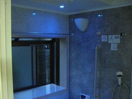 池上邸浴室完成2