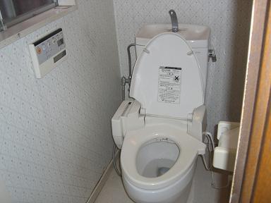 木村邸トイレ施工前