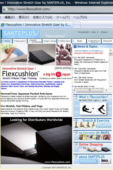 Flexcushion.com