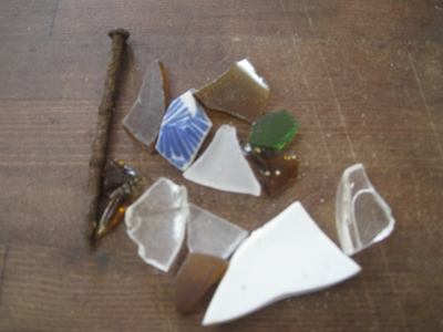 515 beach glass