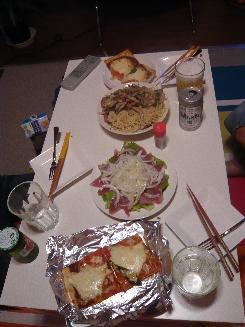 costco dinner