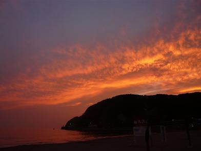 28th sunset