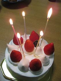 2008誕生日