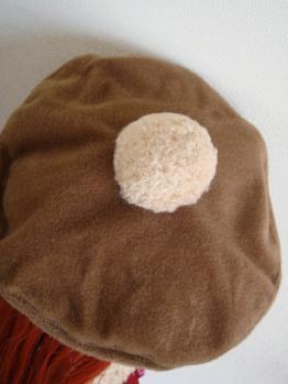 blythe mod molly hat