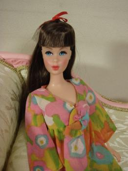 barbie MODS repro twistn turn brunette
