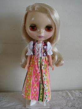 blythe american PP stand