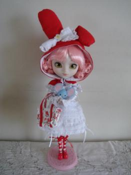 pullip my melody stand2