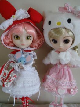 pullip my melody  kitty