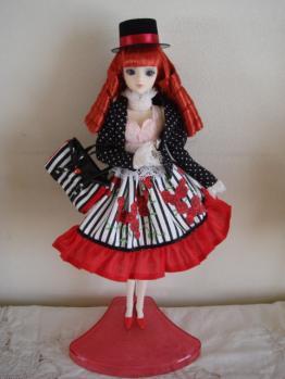 J-Doll De 9 Srraatjes stand