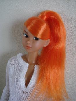 momoko summer orange