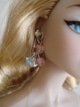 FR misaki pretty party earring