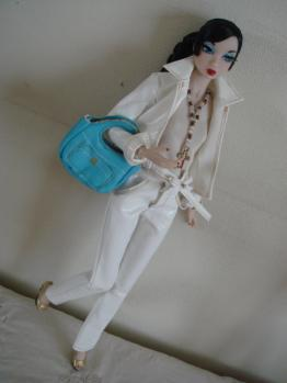 FR misaki milan on azone pants suit2