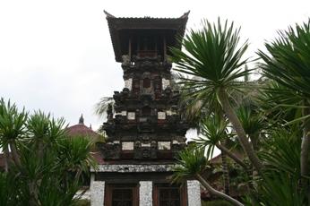 バリ島の祭壇
