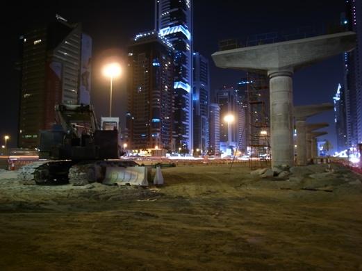 Dubai Metro 4